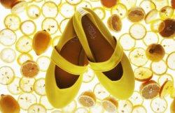 lemon shoes