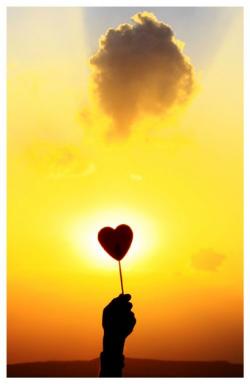 yellow heart1